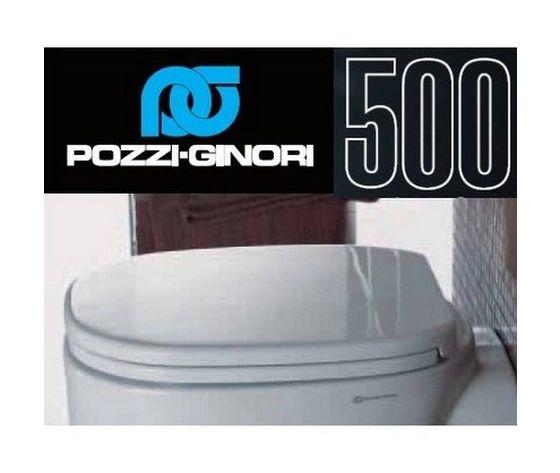Sedile Copri Wc Serie 500 Pozzi Ginori.Sedile Wc Copriwater Per Modello 500 Cinquecento Marca Pozzi Ginori Il Tuo Bagno Online