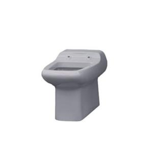 Sedile Wc Copriwater per modello Aero Azzurro Sussurrato marca Ideal Standard