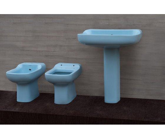 Sedile Water Ideal Standard Modello Conca.Sedile Wc Copriwater Per Modello Conca Azzurro Sussurrato Marca Ideal Standard Il Tuo Bagno Online