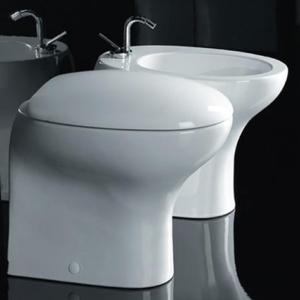 Sedile Wc Copriwater per modello EGG soft close marca Pozzi Ginori