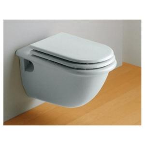 Sedile Wc Copriwater per modello Fiorile sospeso tipo nuovo bianco euro marca Ideal Standard € 59,90