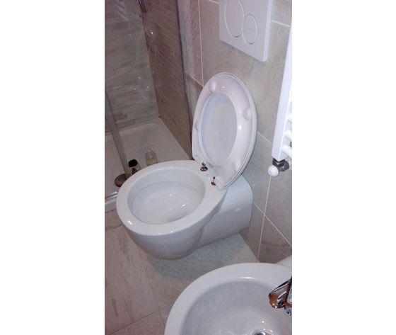 Sedile Copriwater Ideal Standard.Sedile Wc Copriwater Per Modello Small Marca Ideal Standard Bianco Euro Il Tuo Bagno Online