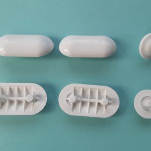 SOLO KIT PARACOLPI completo per Copriwater per modello Tesi Bianco ideal marca Ideal Standard
