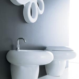 Sedile Wc Copriwater per modello Unica SOFT CLOSE marca Cosmogres