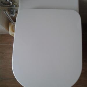 Sedile Wc Copriwater per modello Suite marca Dolomite