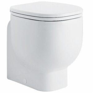 Sedile WC Copriwater per modello 500 – Cinquecento originale marca Pozzi Ginori